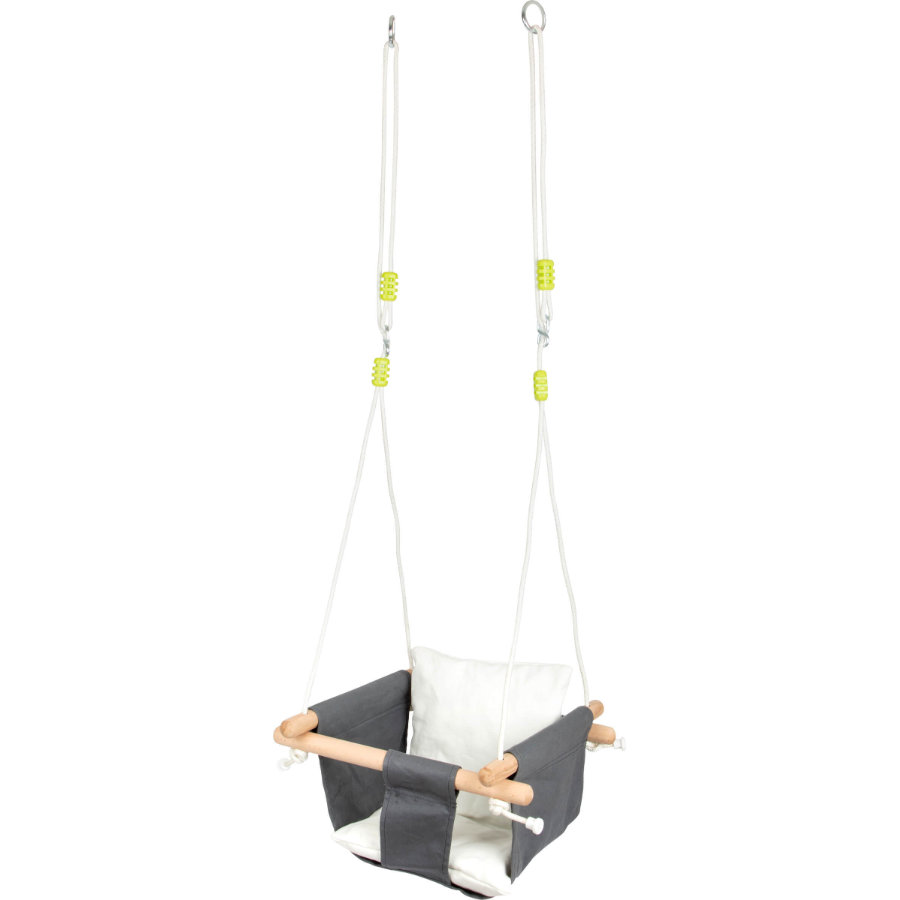 malá noha ® Baby swing komfort