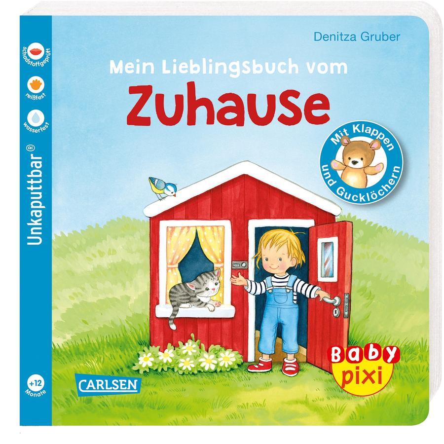 CARLSEN Baby Pixi 84: Mein Lieblings-Zuhause
