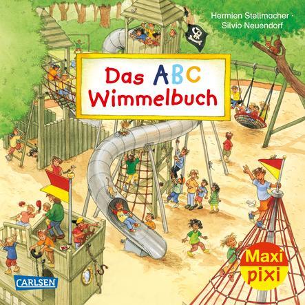 CARLSEN Maxi Pixi 316: ABC Wimmelbuch