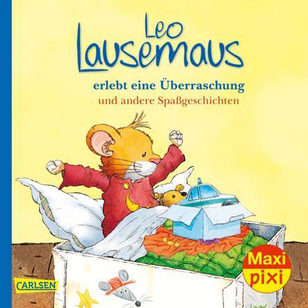 CARLSEN Maxi Pixi 324: Leo Lausemaus erlebt eine Überraschung