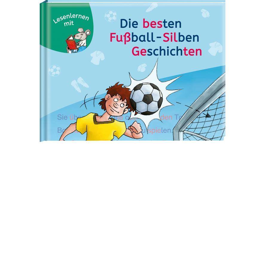 CARLSEN, Lesemaus zum Lesenlernen Sammelbände: Die besten Fußball-Silbengeschichten (Hardcover)