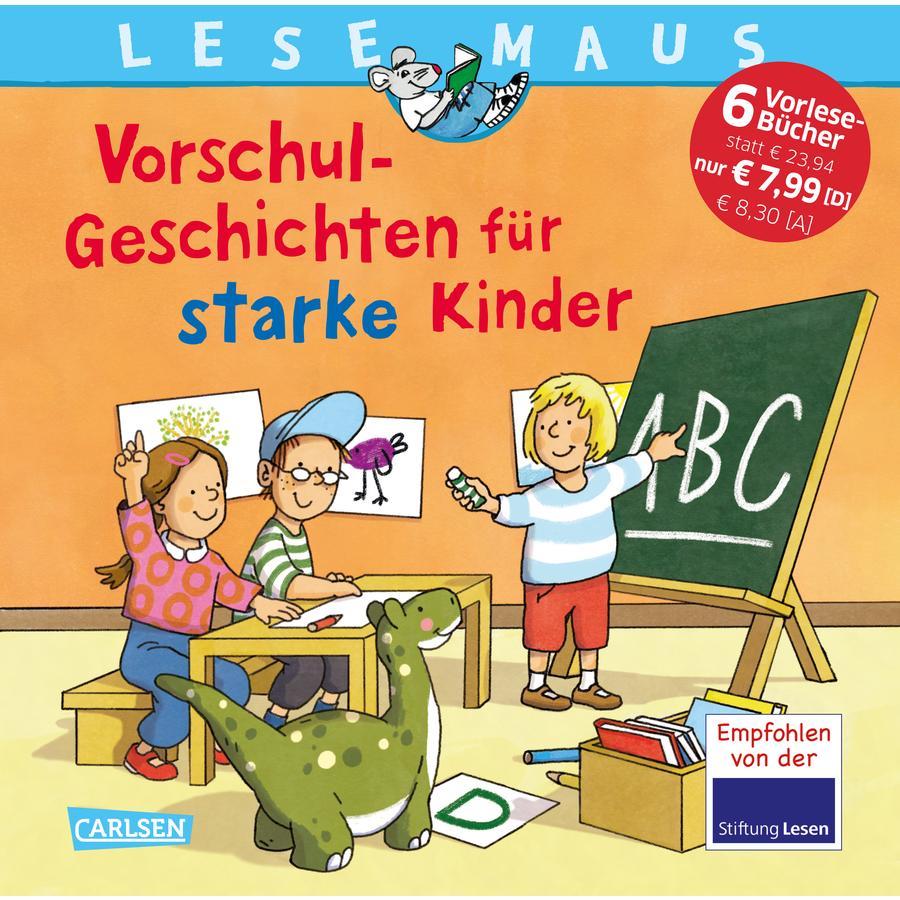 CARLSEN Lesemaus Sonderband: Vorschul-Geschichten für starke Kinder (Hardcover)