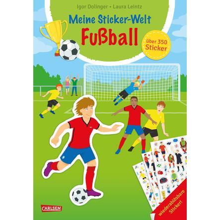 CARLSEN Meine Sticker-Welt: Fußball