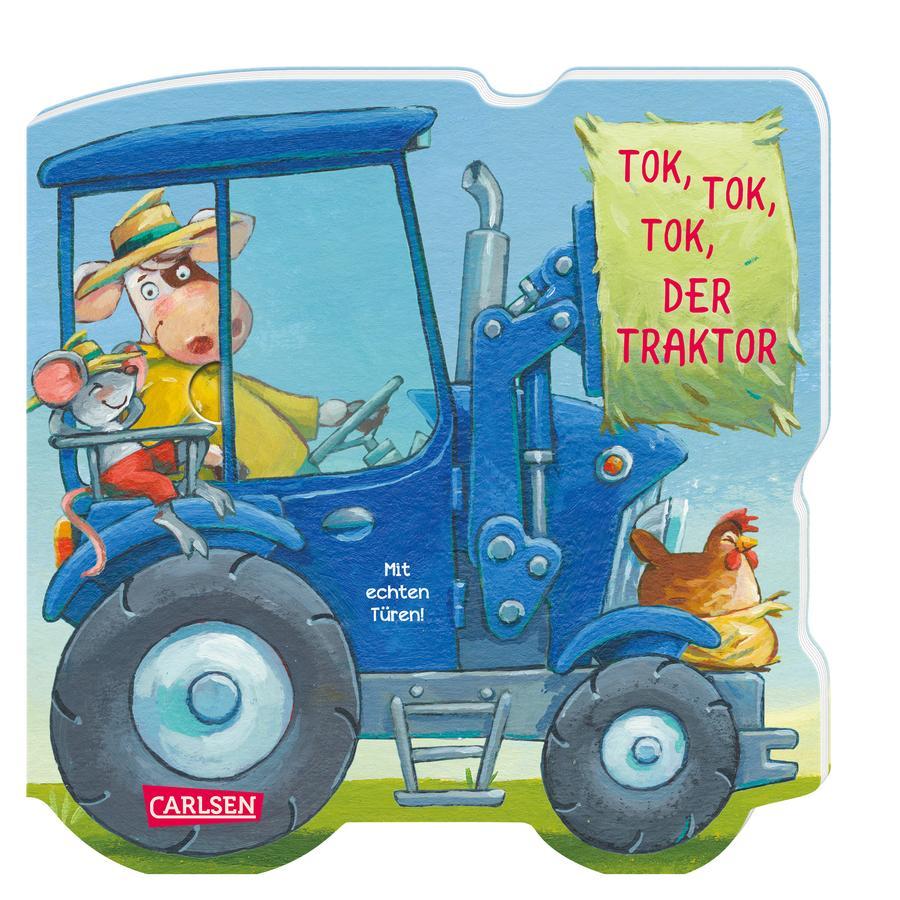 CARLSEN Mein kleiner Fahrzeugspaß: Tok, tok, tok, der Traktor