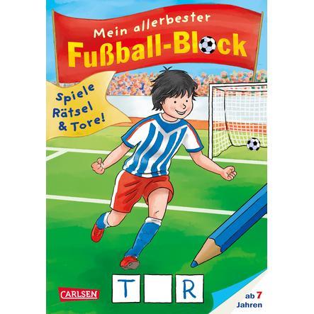 CARLSEN Mein allerbester Fußball-Block