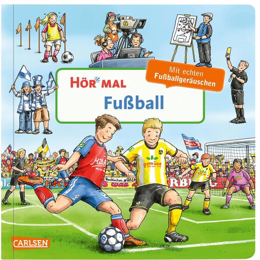 CARLSEN Hör mal: Fußball