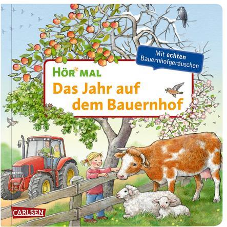 CARLSEN Hör mal: Das Jahr auf dem Bauernhof