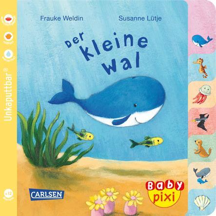 CARLSEN Baby Pixi 80: Kleiner Wal