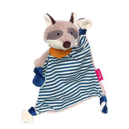 sigikid ® Cuddly vaskebjørn, blå