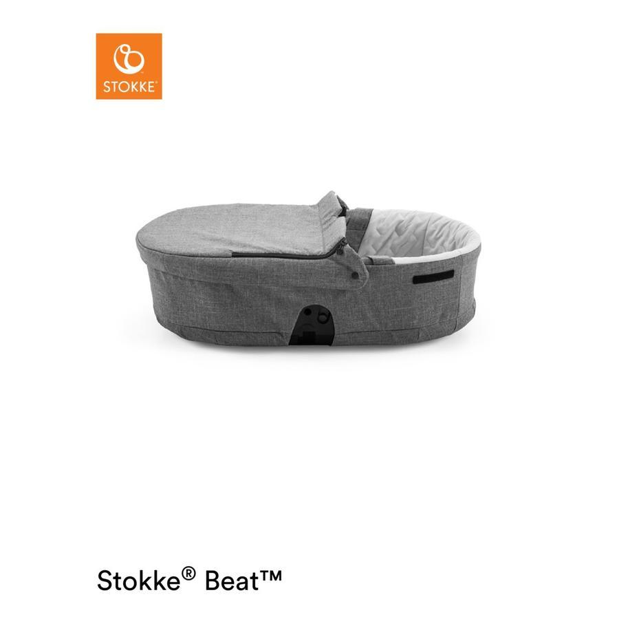 Stokke® Tragewanne Beat™ Black Melange