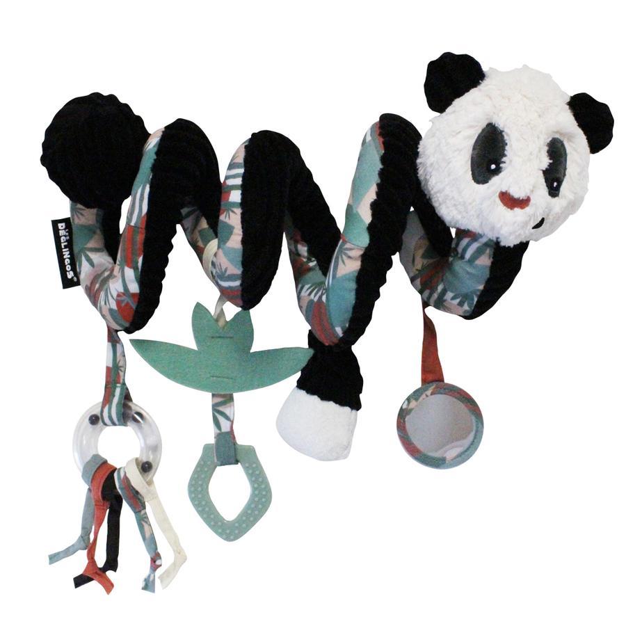 LES DEGLINGOS ® Aktivitet - Spiral e Rototos of the Panda