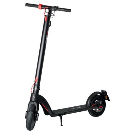 AUTHENTIC SPORTS E- Scoot he Six Degrees VELO E7, sort