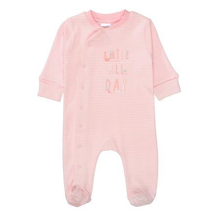 STACCATO Pyjama 1tlg. rosa gestreift