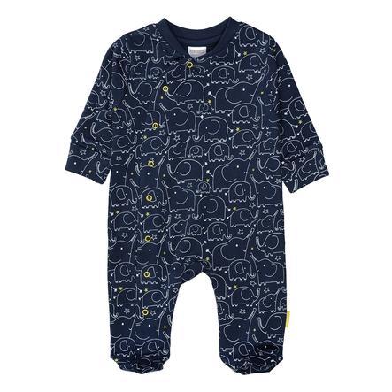 STACCATO Boys Pyjama 1tlg. dark navy gemustert