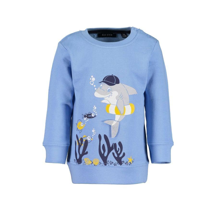 BLUE SEVEN Sweatshirt Lyseblå