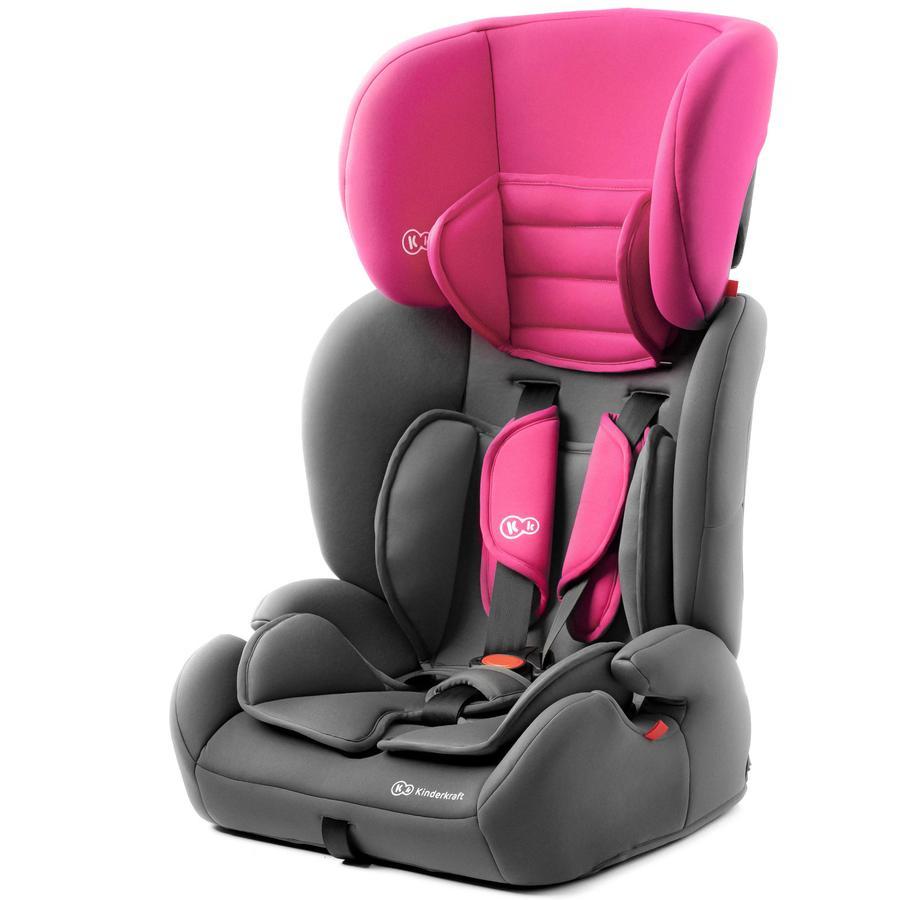 Kinderkraft Bilbarnstol Concept Pink