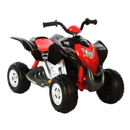 ROLLPLAY Quad enfant électrique Powersport ATV rouge 6V