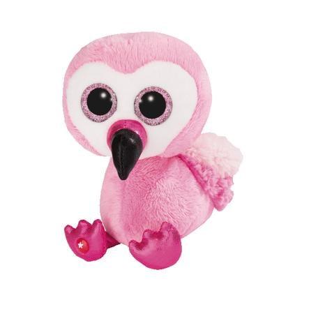 NICI Glubschis Schlenker Flamingo Fairy-Fay 15 cm 45557