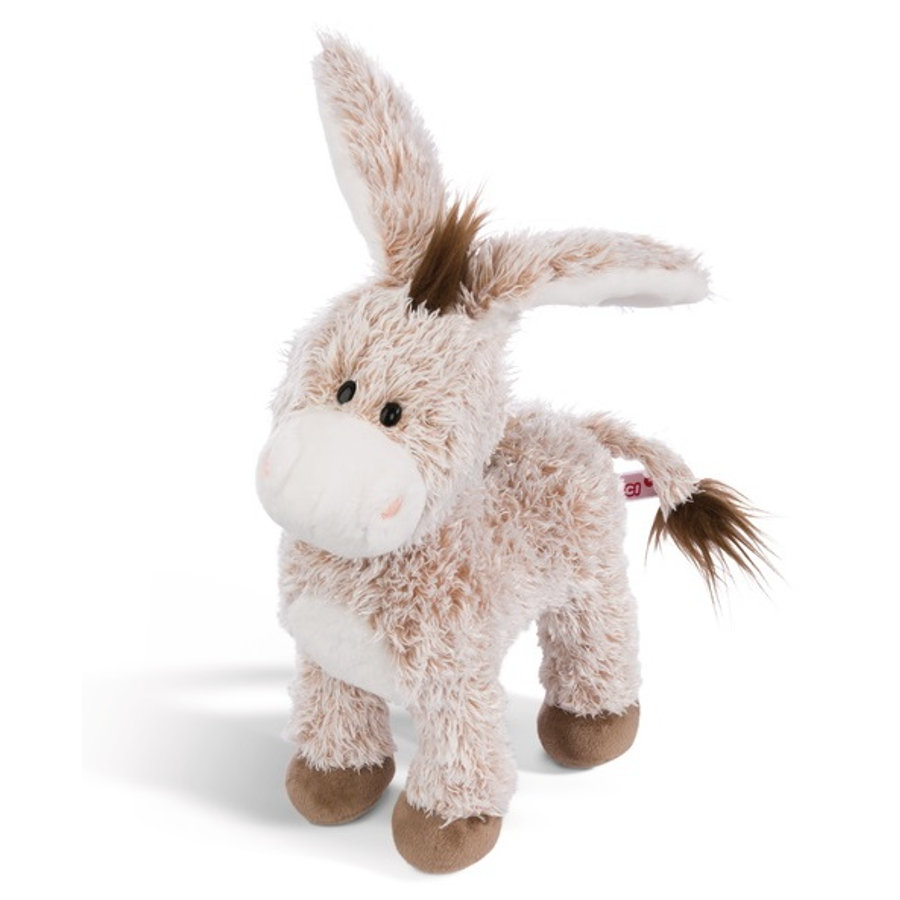 NICI Hello Spring Kuscheltier Esel 30 cm stehend 44937