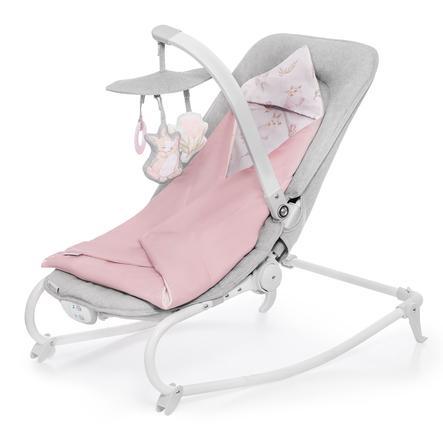 Kinderkraft Babywippe Felio Peony Rose