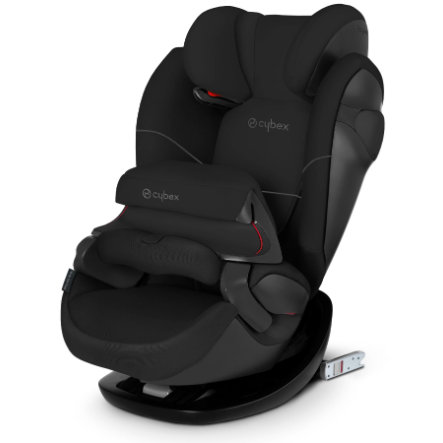 cybex SILVER Kindersitz Pallas M-fix Pure Black