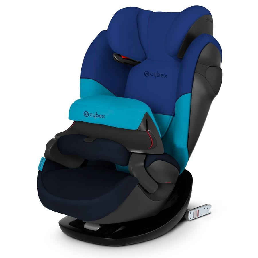 cybex SILVER Kindersitz Pallas M-fix Blue Moon