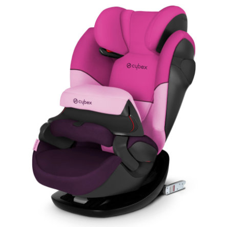 cybex SILVER Kindersitz Pallas M-fix Purple Rain