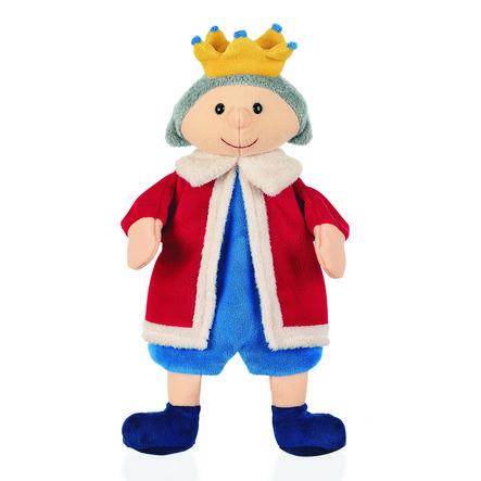 Sterntaler Król marionetek