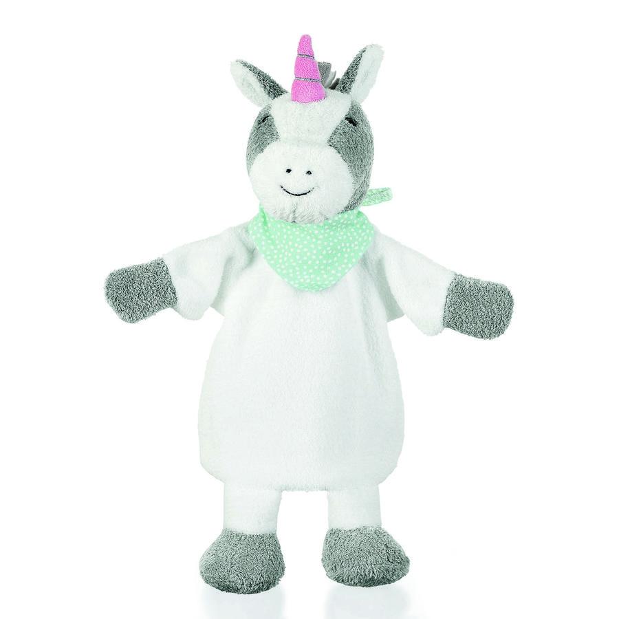 Sterntaler Marionetta a mano unicorno