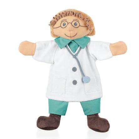 Sterntaler Handpuppe Arzt