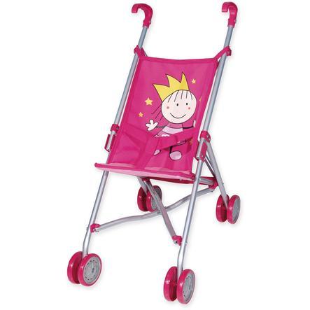 bayer Design Dukketrille, pink Prinsesse 30182