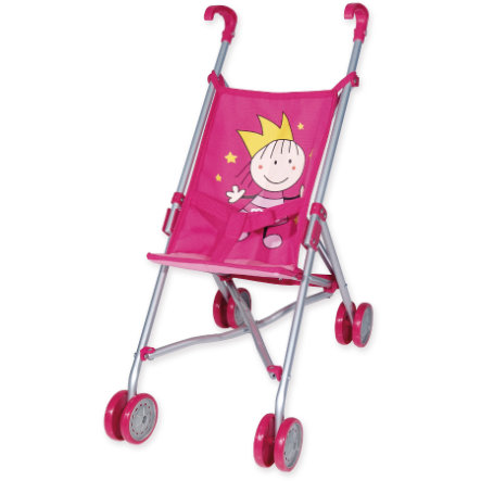 BAYER DESIGN Poppenbuggy Prinses Pink