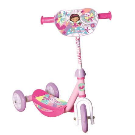 AUTHENTIC SPORTS Kiddyscooter Muuwmi Zauberfee, pink