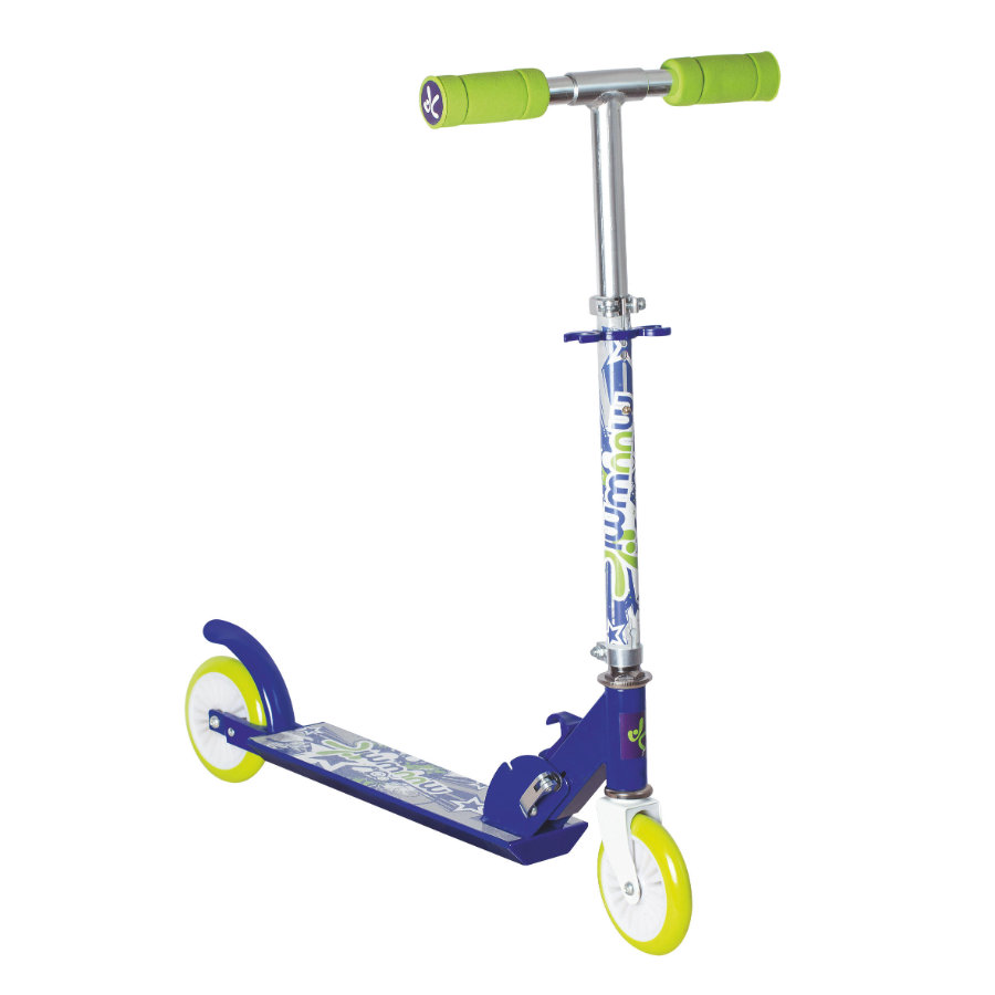 AUTHENTIC SPORTS Kinderscooter Muuwmi, blau