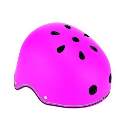 Globber Helm Primo Lights pink