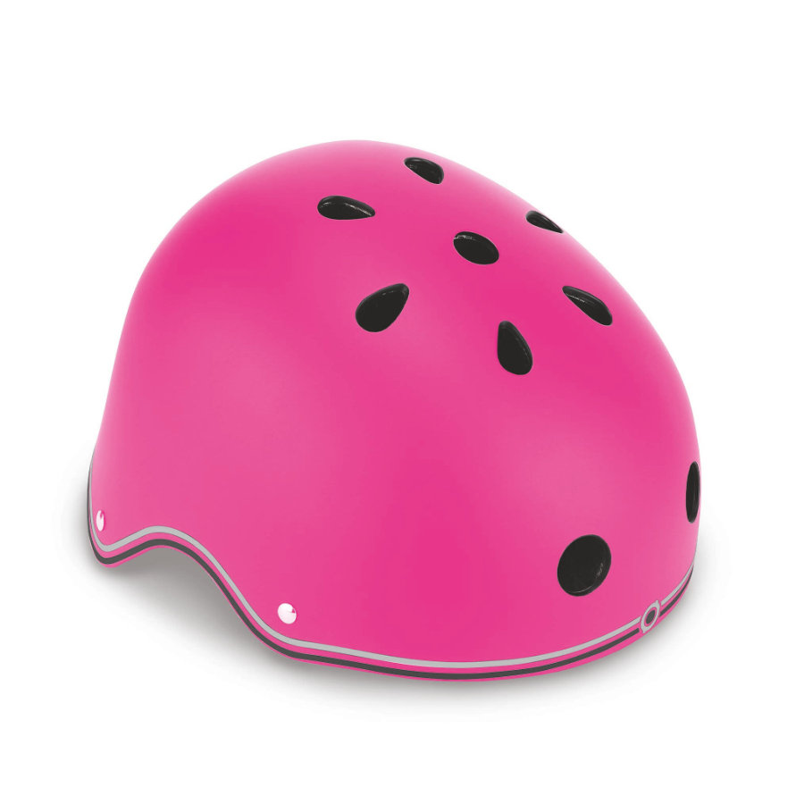 AUTHENTIC SPORTS Globber Helm Primo Lights pink