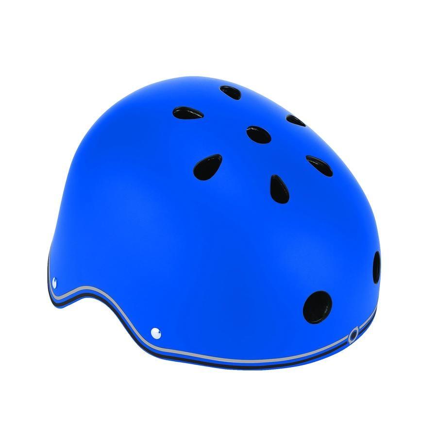 Globber Casque de vélo enfant EVO Lights T. XXS/XS 45-51 cm, bleu marine