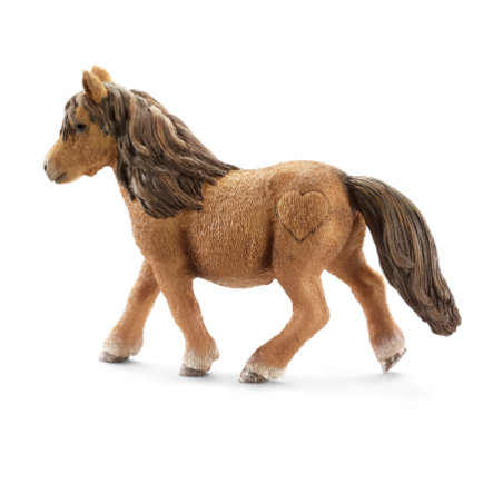 SCHLEICH Shetland Pony Stute 13750