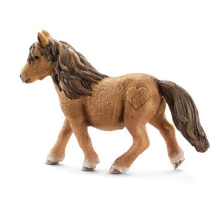 Shetlandský kůň - klisna SCHLEICH 13750