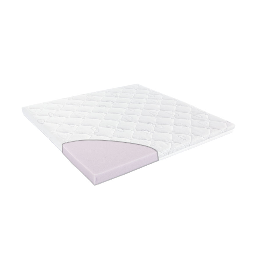 tiSsi ® madras til kravlegård Moritz 85 x 89 cm