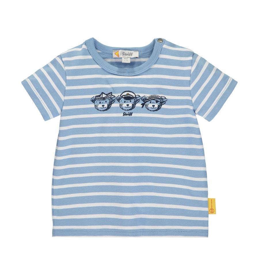 Steiff T-skjorte, for alltid blå