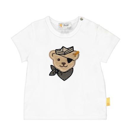 Steiff T-shirt enfant bright white