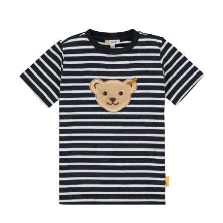 Steiff T-shirt, black irys