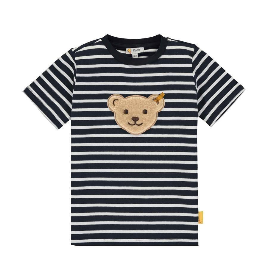 Steiff Camiseta, black lirio