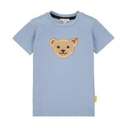 Steiff T-Shirt, forever blue