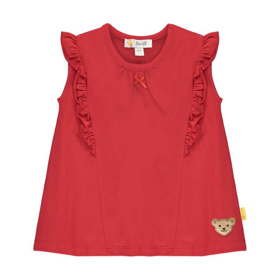 Steiff T-shirt, tango czerwony