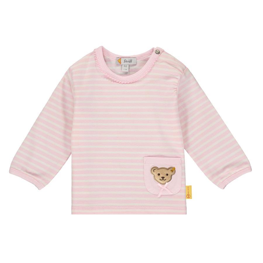 Steiff Pitkähihainen paita, tuskin vaaleanpunainen