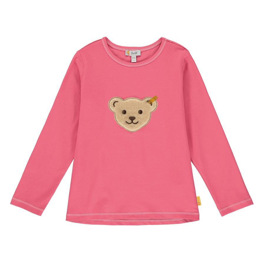Steiff Baby-Jungen T-Shirt Langarm Langarmshirt