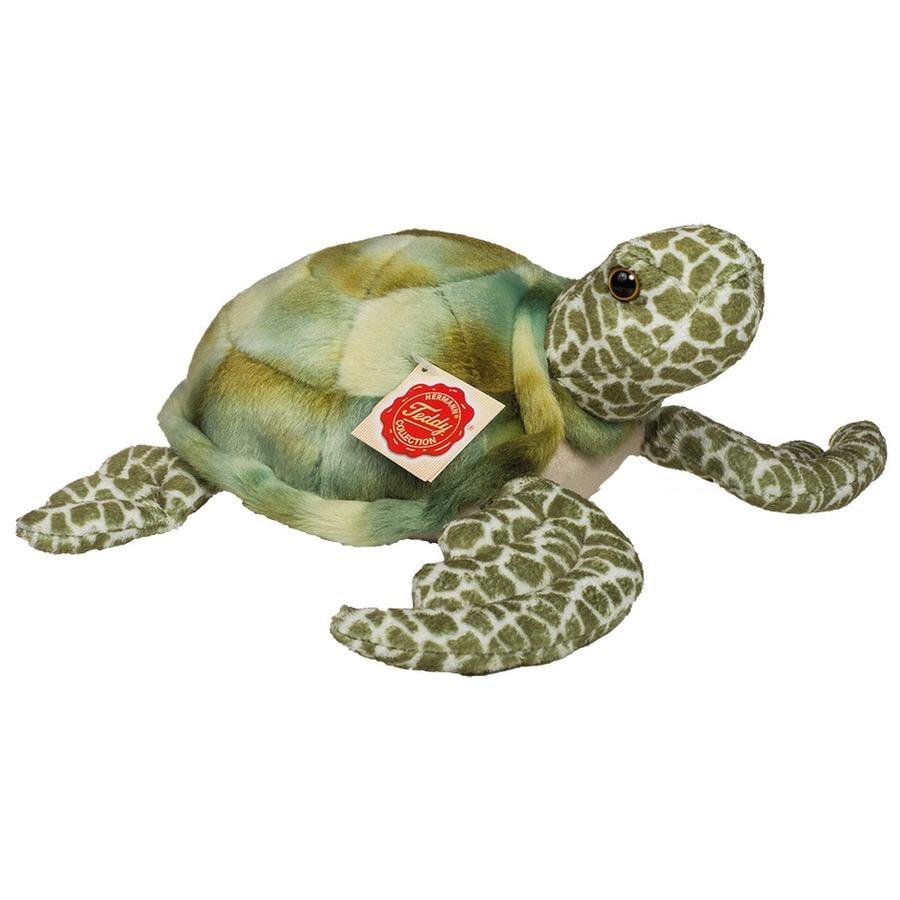 Teddy HERMANN® Wasserschildkröte, 22 cm