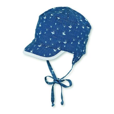 Sterntaler gorra con pico marine